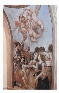 Rocca - Sala consiliare - F. Longhi - G. Liverani