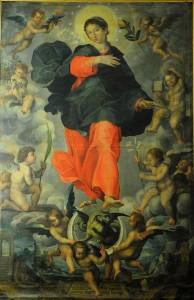 Chiesa del Carmine - Longhi - E. Filippi
