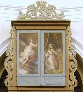 Organo Chiesa dei Servi - foto E. Filippi