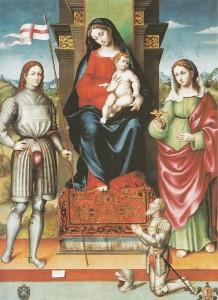 Basilica di San Rufillo - Longhi - G. Liverani