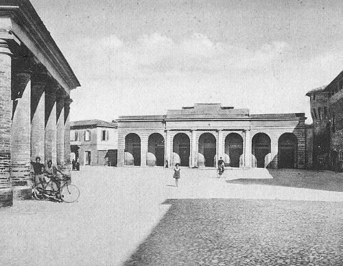 Piazza Pompilio - Forlimpopoli