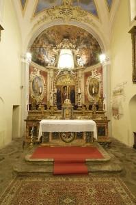 chiesa dei servi ALTARE