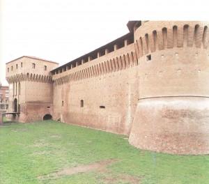 Rocca di Forlimpopoli - Foto di Giorgio Liverani